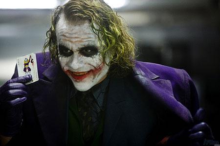 Heath Ledger đã đưa Joker trở thành huyền thoại