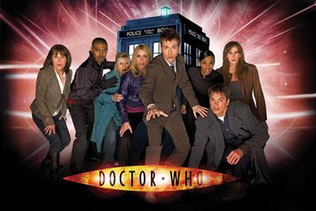 Doctor Who: vượt không gian và thời gian cùng cảm xúc