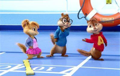 Và Alvin là một gã tồi tệ, hết sức tồi tệ. Vâng, như nhiều bộ phim thiếu  nhi, câu chuyện về những chú sóc chuột Chipmunk liên quan đến những sinh  vật ...