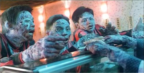 Nếu bắt chước là thể thành thực nhất của sự ca ngợi, thì nhà làm phim  zombie thần thông George A. Romero hẳn đã đỏ mặt khi thấy Diệp Vỹ Tín gom  ...
