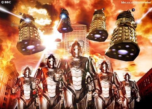 Doctor Who: Một phim 'phải xem' với dân ghiền 'sci-fi'